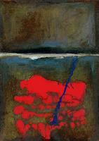 Renu-G-Abstraktes-Dekoratives-Gegenwartskunst--Gegenwartskunst-