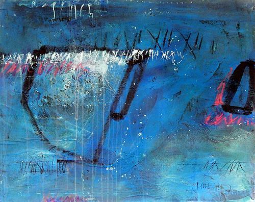 Robert Süess, Land in Sicht, Diverses, Abstraktes, Moderne