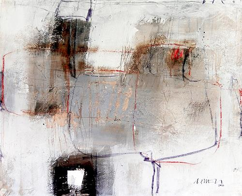 Robert Süess, Zwischenlager des Denkens, Diverses, Abstraktes, Moderne