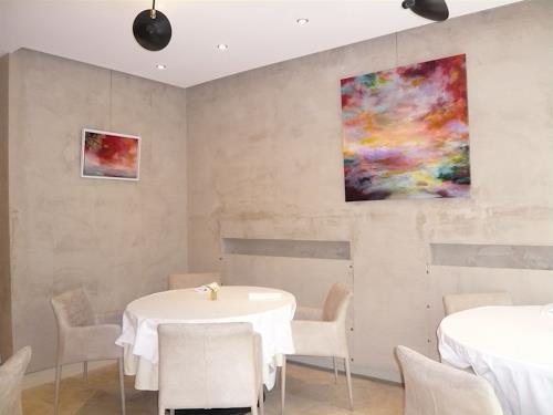 "Rikka AYASAKI, Michelin-starred restaurant: ""Etude"" Paris., Natur, Landschaft, Gegenwartskunst"