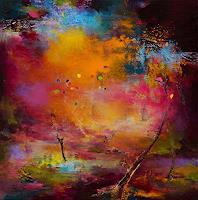 Rikka-AYASAKI-Landschaft-Fantasie-Moderne-Impressionismus