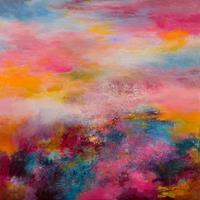 Rikka-AYASAKI-Diverse-Landschaften-Fantasie-Moderne-Abstrakte-Kunst