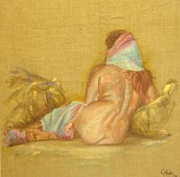 Corinne Heller, Harem