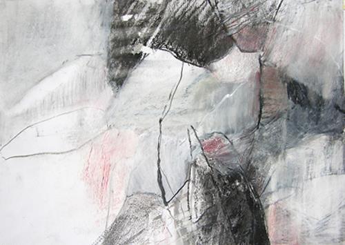 Christina Kläfiger, Lebensformen, Landschaft: Ebene, Pflanzen: Bäume, Gegenwartskunst