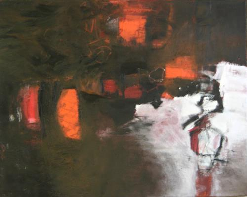 Christina Kläfiger, Lichter, Abstraktes, Gegenwartskunst