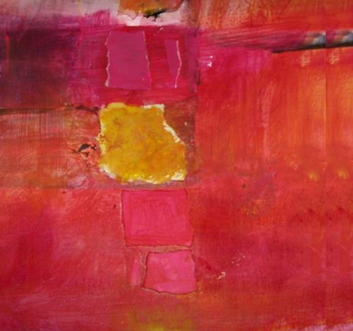 Christina Kläfiger, O/T, Abstraktes