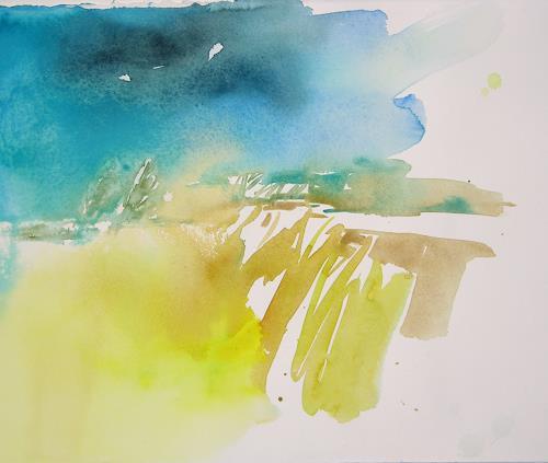 Christina Kläfiger, Sommertag, Landschaft: Sommer