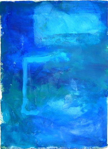 Christina Kläfiger, ohne Titel, Abstraktes, Gegenwartskunst
