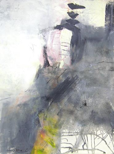 Christina Kläfiger, Fly, Abstraktes, Gegenwartskunst