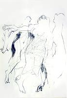 Christina-Klaefiger-Diverse-Menschen-Gesellschaft-Gegenwartskunst--Gegenwartskunst-