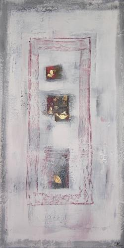 Christina Kläfiger, Dreiheit, Abstraktes, Gegenwartskunst