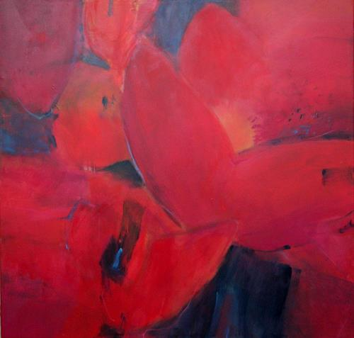 Christina Kläfiger, Red Woman, Diverses, Gegenwartskunst