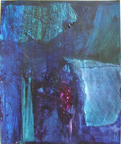 Christina Kläfiger, Wal sicht, Abstraktes, Gegenwartskunst