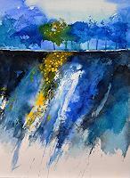 p. ledent, watercolor 119001