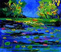 pol-ledent-1-Diverse-Landschaften-Landschaft-Moderne-Impressionismus