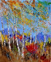 pol-ledent-1-Landschaft-Herbst-Diverse-Landschaften-Moderne-Impressionismus