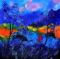 pol-ledent-1-Landschaft-Sommer-Poesie-Moderne-NS-Kunst
