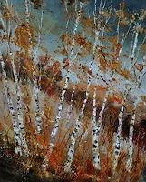 pol-ledent-1-Landschaft-Herbst-Natur-Wald-Moderne-Impressionismus