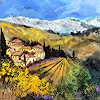 pol ledent, Provence in Vaucluse