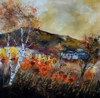 p. ledent, Autumn 8881