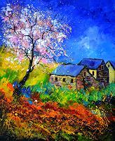 pol-ledent-1-Natur-Landschaft-Moderne-Impressionismus-Neo-Impressionismus