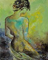 pol-ledent-1-Akt-Erotik-Moderne-Expressionismus