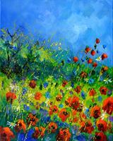 pol-ledent-1-Natur-Landschaft-Sommer-Moderne-Impressionismus