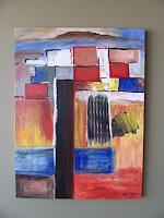 Paul-Timshel-Abstraktes-Gegenwartskunst--Neo-Expressionismus