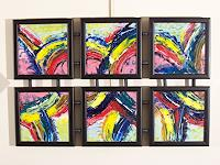 Paul-Timshel-Abstraktes-Bewegung-Gegenwartskunst--Neo-Expressionismus