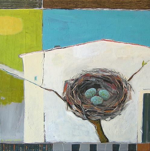 Maria Gust, homestory, Abstraktes, Natur: Diverse, Gegenwartskunst, Abstrakter Expressionismus