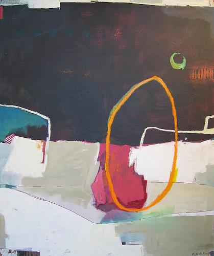Maria Gust, Im Grossen und Ganzen, Abstraktes, Poesie, Abstrakte Kunst