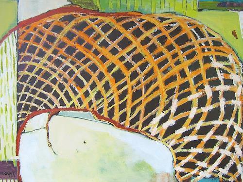 Maria Gust, Der Form halber 2, Abstraktes, Gegenwartskunst