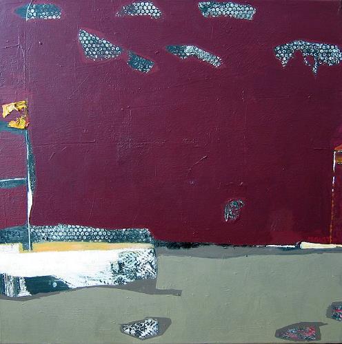 Maria Gust, Sie kommen!, Abstraktes, Gefühle, Gegenwartskunst, Abstrakter Expressionismus