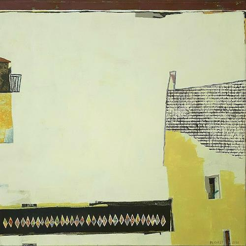Maria Gust, minimum, Diverse Menschen, Abstraktes, Gegenwartskunst, Abstrakter Expressionismus