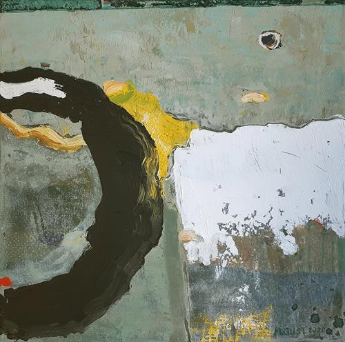 Maria Gust, wann wenn nicht jetzt, Abstraktes, Diverse Gefühle, Gegenwartskunst