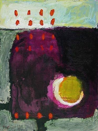 Maria Gust, Junimond, Abstraktes, Poesie, Gegenwartskunst