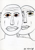 AndReaS-KoVaR-Diverse-Menschen-Symbol-Moderne-Naive-Kunst