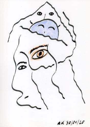 AndReaS KoVaR, Die Geschichte 05, Diverse Menschen, Diverse Gefühle, Symbolismus
