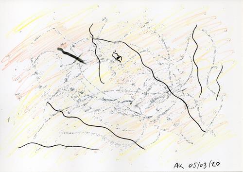 AndReaS KoVaR, Wissenschaft 07, Diverse Tiere, Abstraktes, Symbolismus