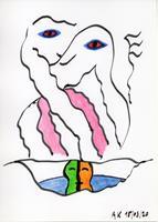AndReaS-KoVaR-Abstraktes-Mythologie-Moderne-Symbolismus