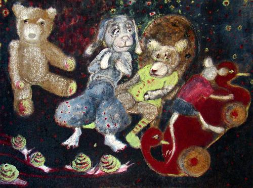 steffi huber, Kinderbild, Poesie, Fantasie