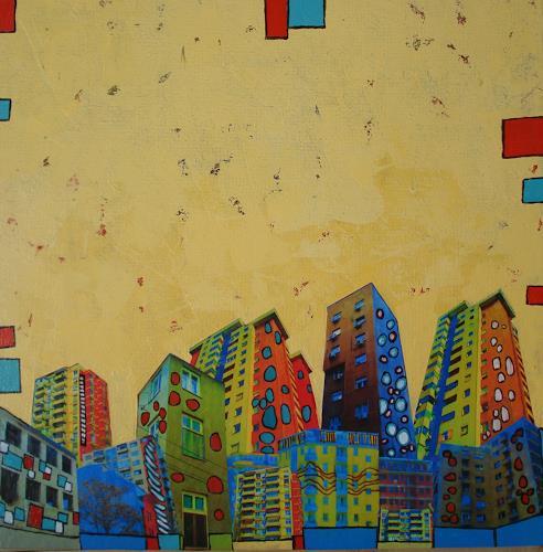 Marija, O/T, Architektur, Expressionismus