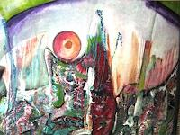 Gisela-Guenther-Skurril-Abstraktes