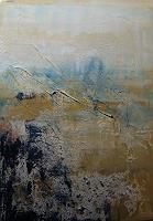 mimik-Abstraktes-Landschaft-Sommer-Gegenwartskunst--Land-Art