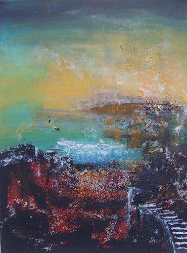 mimik, Traum vergangener zeit, Abstraktes, Landschaft: Frühling, Land-Art