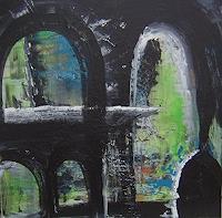 mimik-Abstraktes-Abstraktes-Moderne-Abstrakte-Kunst