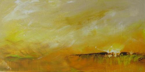 mimik, Sonnenland 1, Abstraktes, Abstraktes, Land-Art
