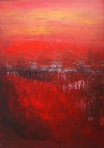 mimik, land der untergehende sonne, Abstraktes, Fantasie, Abstrakte Kunst