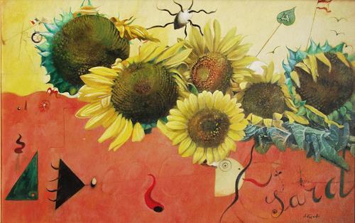 Lorenzo Antognetti, '' Insieme   '' di   Lorenzo Antognetti, Symbol, Postsurrealismus