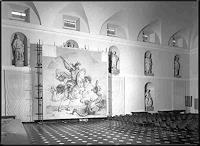 L. Antognetti, '' Cartone originale dell'Affrescho San Giorgio e il Drago '' di Lorenzo Antognetti
